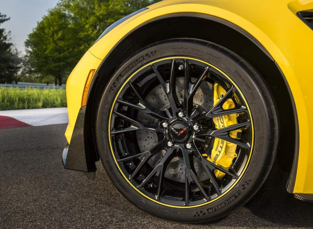 Chevrolet Corvette C7.R Wheel