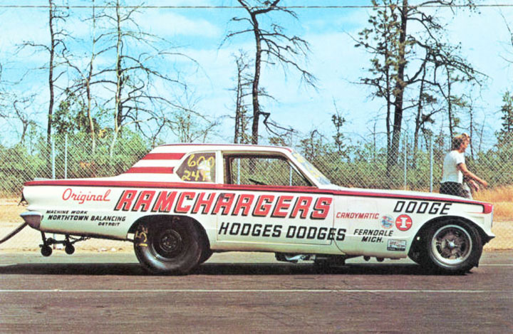 And This Is Where The Phrase Funny Car Comes From