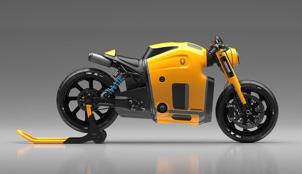 Koenigsegg Bike Concept 3