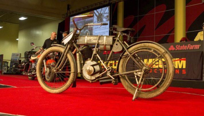 1907 Harley Davidson Auction 4