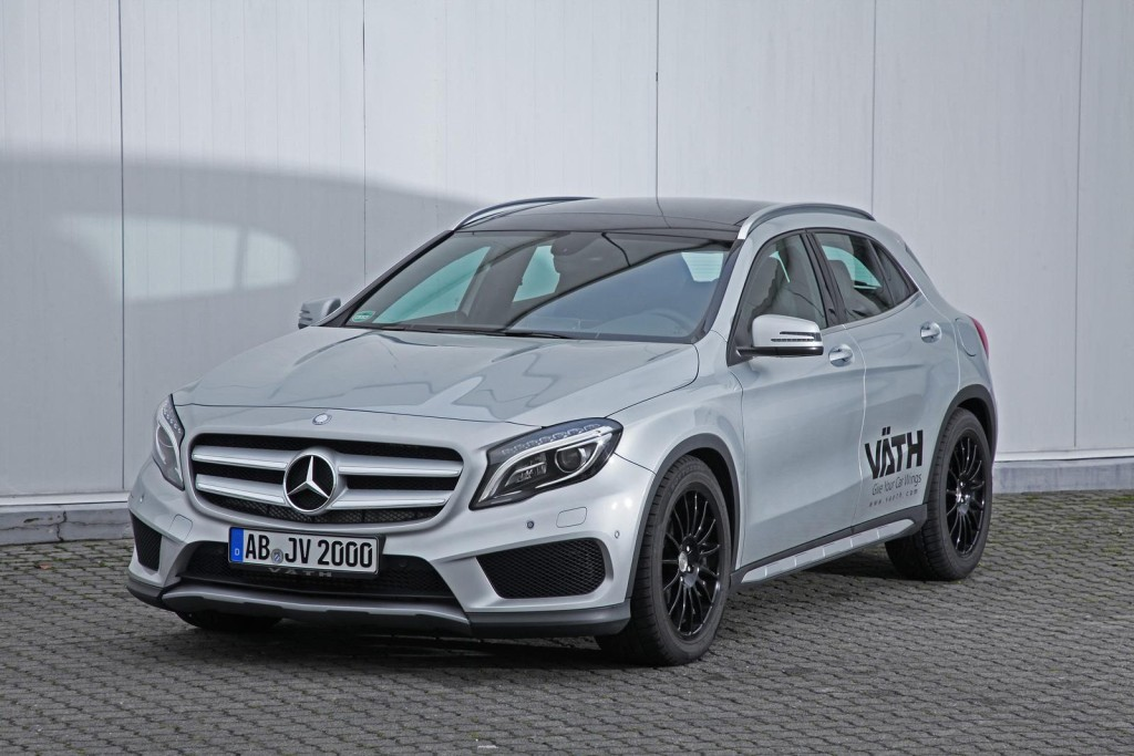 The mercedes gla 200 vath is the a class on steroids for Mercedes benz gla release date