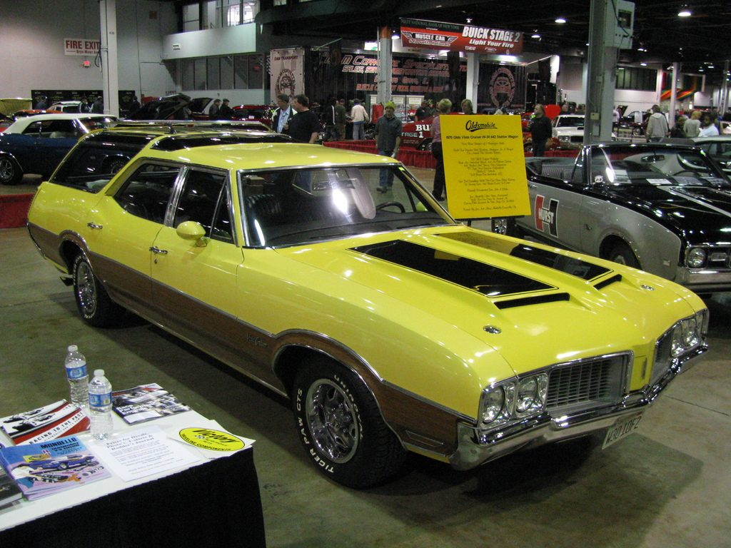 Strange but true: Two of the Hottest Muscle Cars Were Station Wagons
