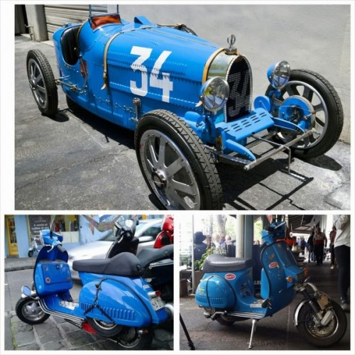 Harley Bugatti Motorcycle 6