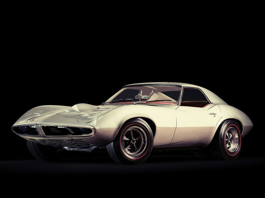 Last Remaining Pontiac Banshee Quot Mustang Fighter Quot Prototype