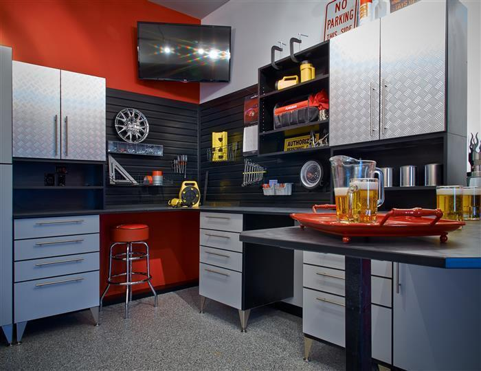 Mechanic Man Cave Ideas : Must see weird wild and wonderful garage mahals