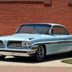 Tri-Power '61 Pontiac Bubble Top Important Step in Muscle Car Evolution