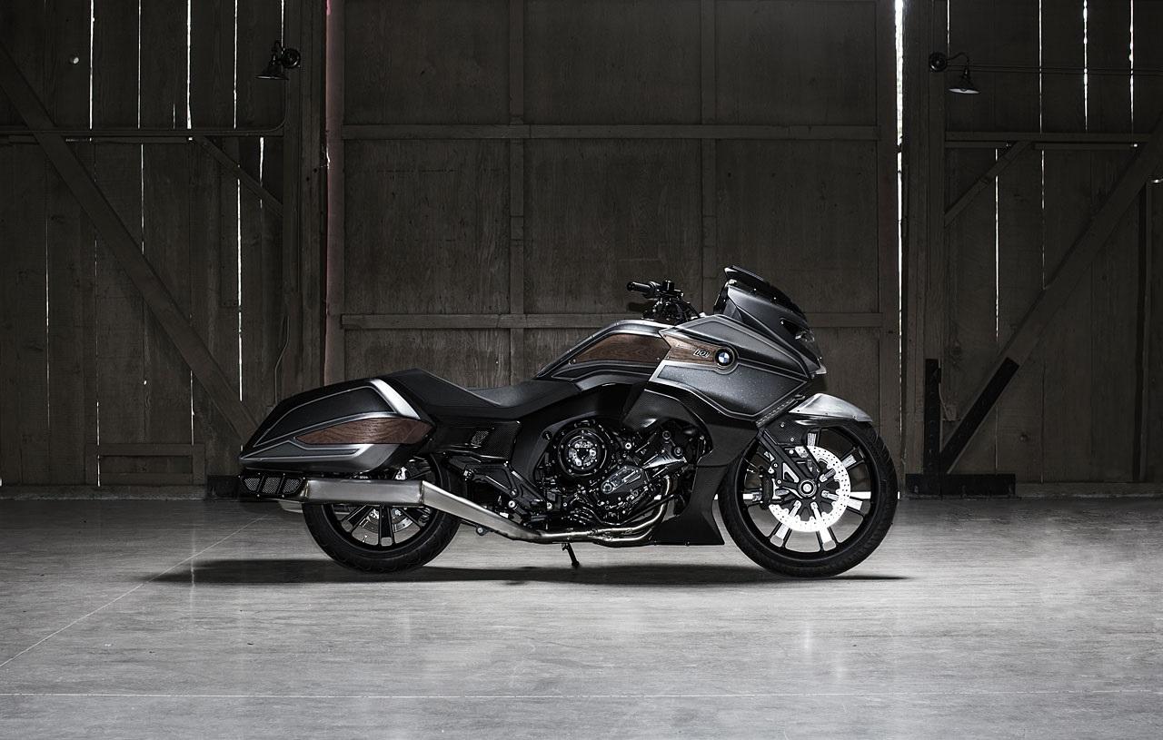 BMW Bagger Concept 3
