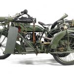 The 1916/17 Matchless-Vickers Machine Gun Motorcycle