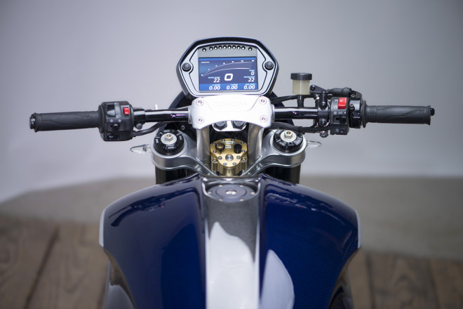 PGM Motorcycle 3