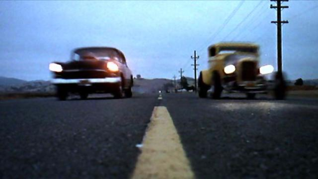 Classic Car Movies - American Grafitti