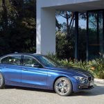 The BMW 3 series Facelift Gets The First Three Cylinder Engine And It's Not A Hybrid