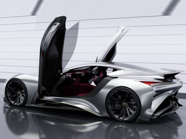 From Concept to Reality - the Infiniti Vision GT
