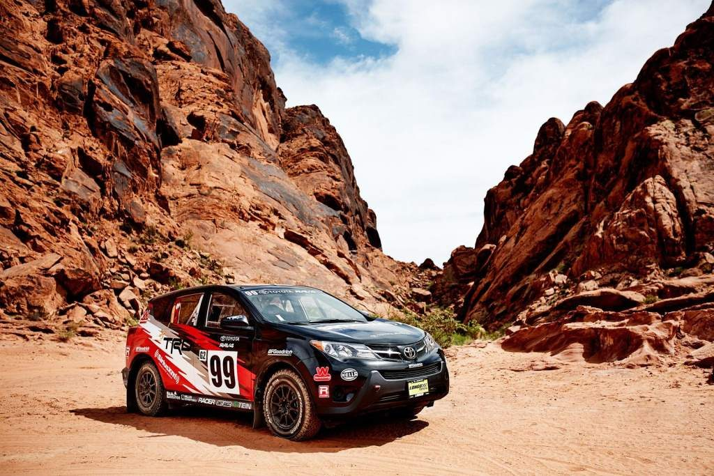 The Toyota RAV4 Rally Car Is Closer To A Stock Car Than To A Race Car