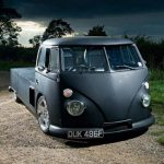 Van-a-gone: 160 MPH V-10 Dodge Viper Powered VW Type 2 Truck
