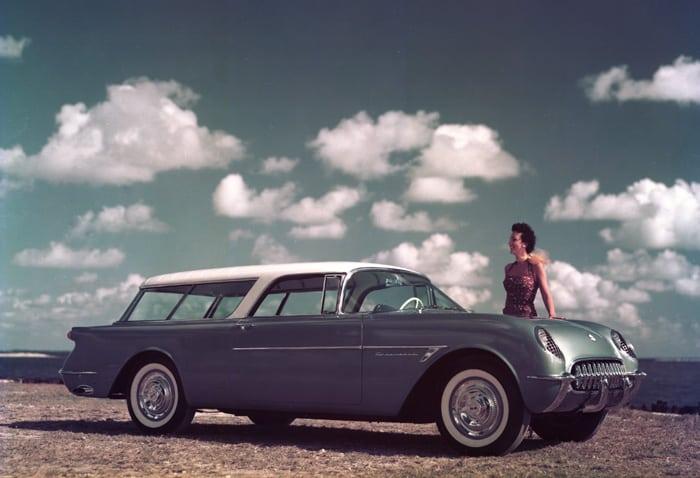 1954 Chevrolet Corvette Nomad concept