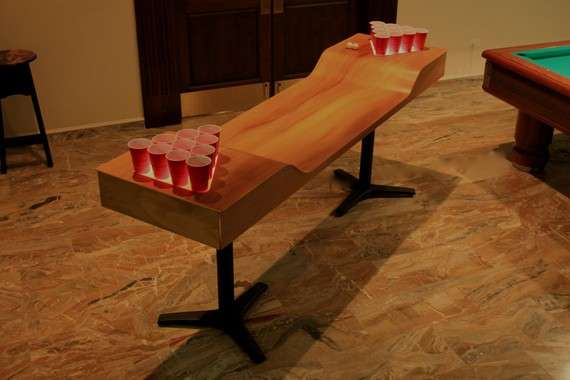 Professional Beer Pong Table
