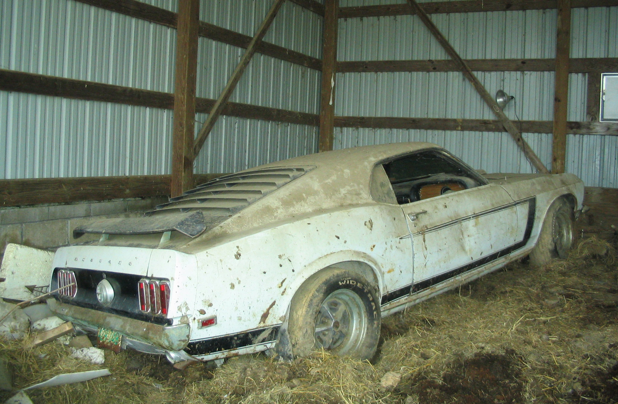 6 Must See Mustang, Corvette, Jag, Porsche and More Barn Finds