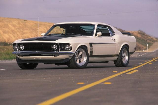 Best Mustang Model 4