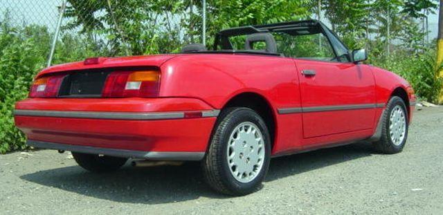 1991 – 1994 Mercury Capri