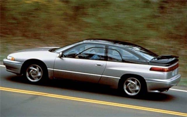 1992- 1996 Subaru SVX
