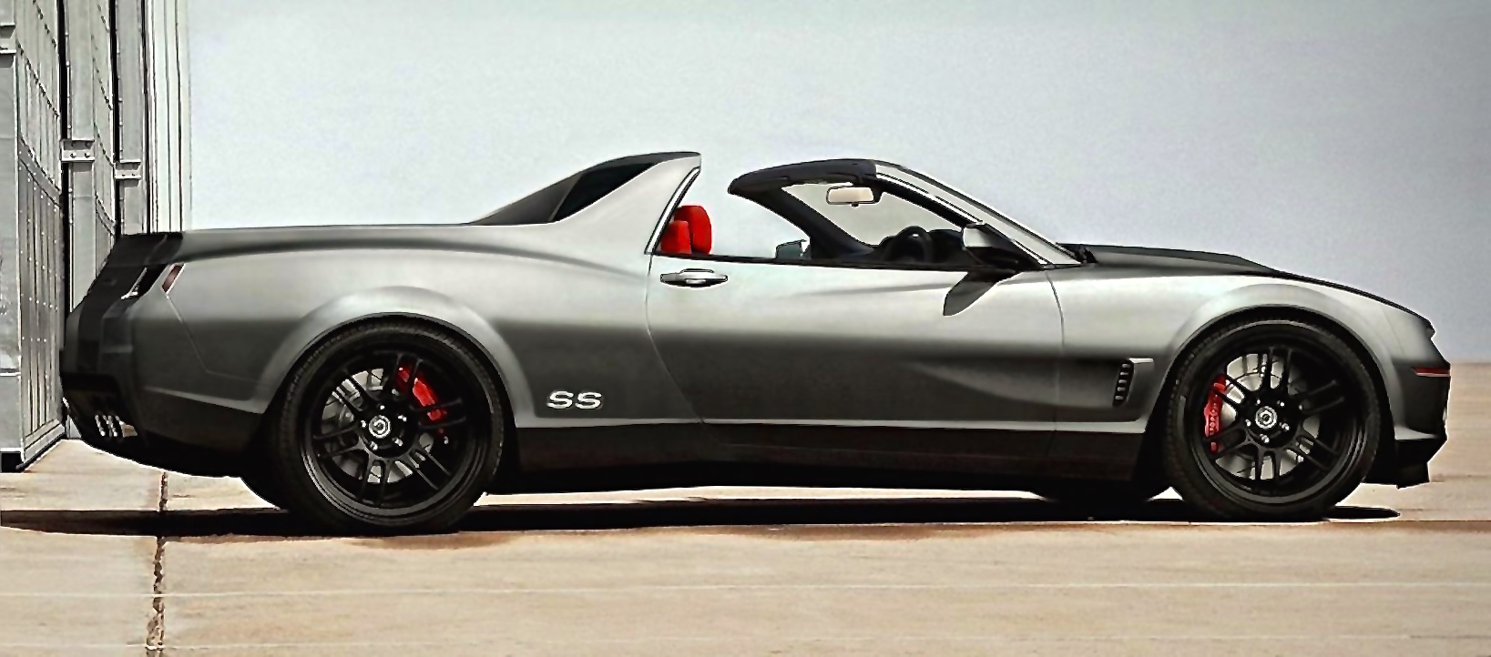 2016 el camino ss needs your approval for General motors near me