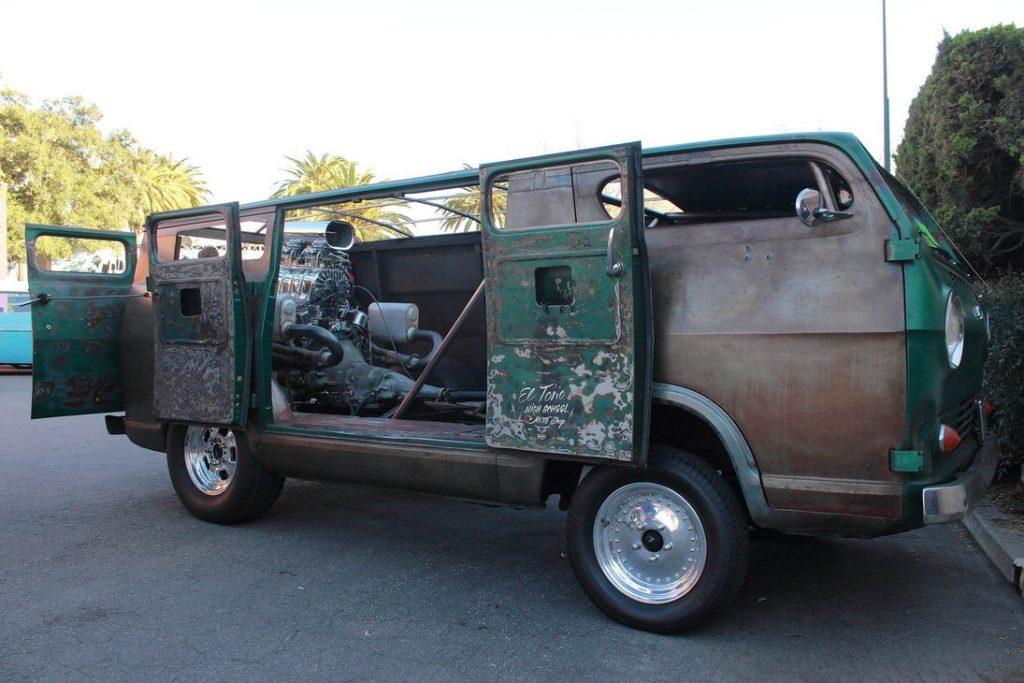 Chevy Van Rat