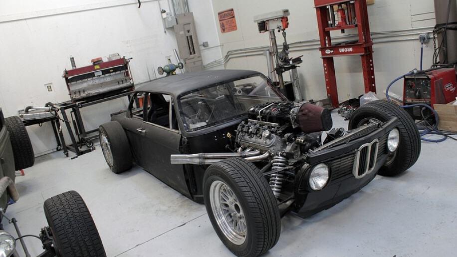 BMW 2002 Rod