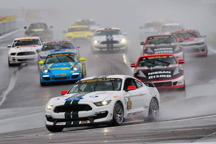 GT350R C IMSA Endurance Racing