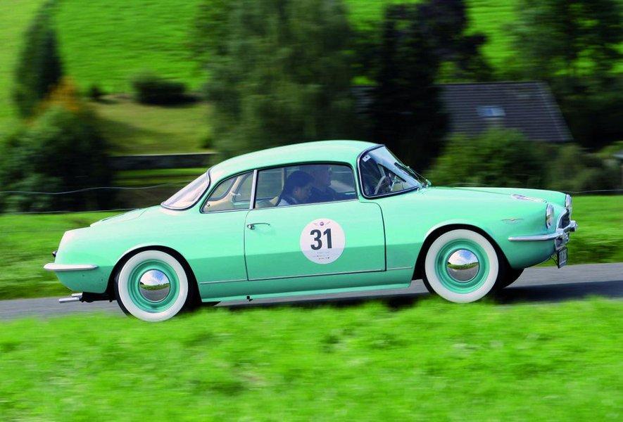 1957 Volkswagen Ghia Agile