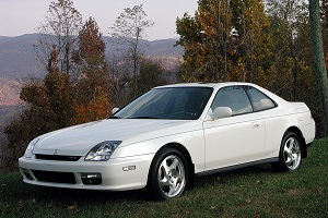 Most Underrated Cars - Honda Prelude