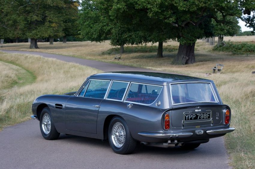 A Station Wagon For James Bond Aston Martin DB6 Shooting Brake