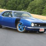 This Pro Touring 1968 Chevrolet Camaro Is Primed to Perform