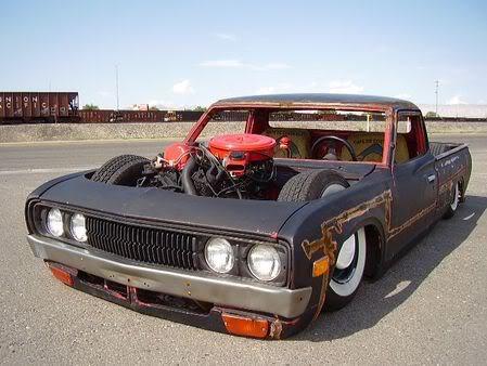 Datsun Pickup Rod
