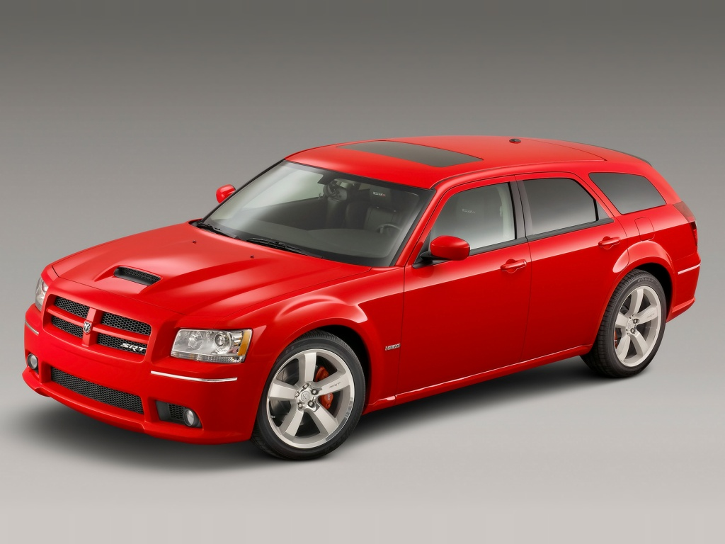 Dodge Challenger Conversion >> If There Were A Dodge Magnum Hellcat..