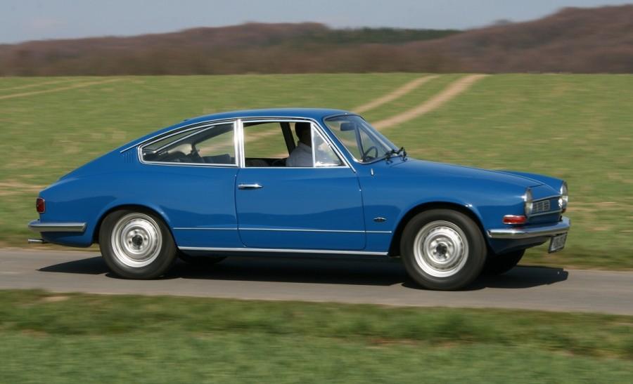 1970 - 1976 Volkswagen Ghia TC