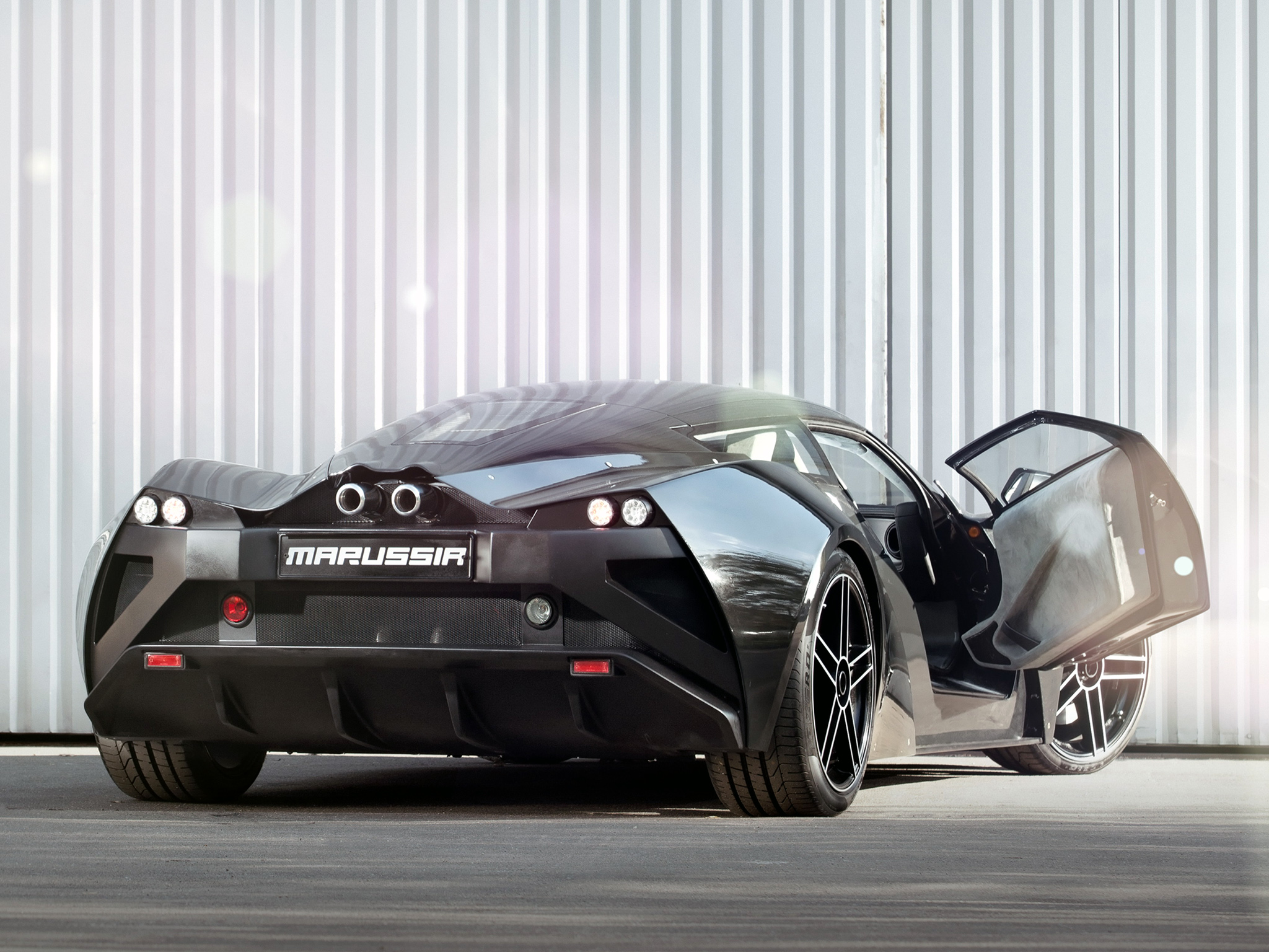 Marussia: What Remains Of The Little Russian Supercar That ...