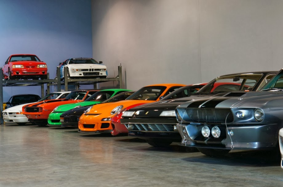 Who Stole Paul Walker S Car Collection