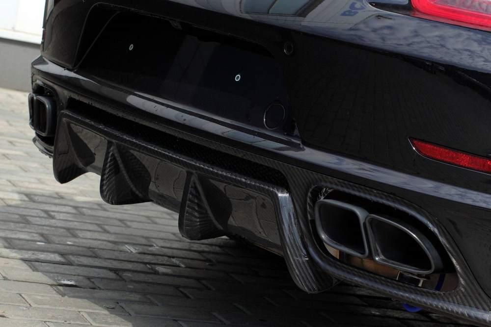 991 Stinger GTR Rear Splitter
