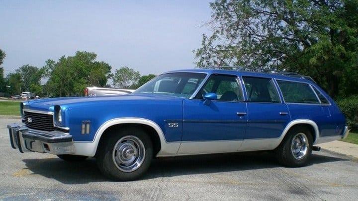 1973 Chevy SS Wagon