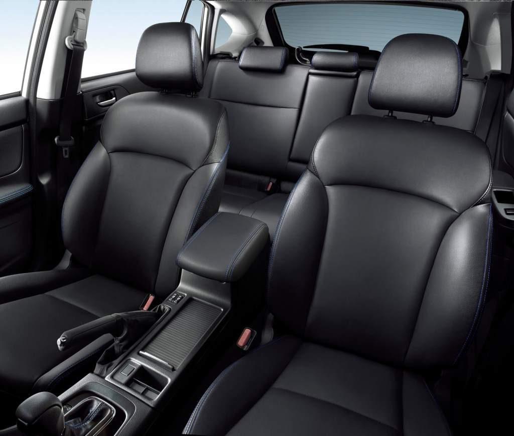 Subaru Impreza Hybrid Interior
