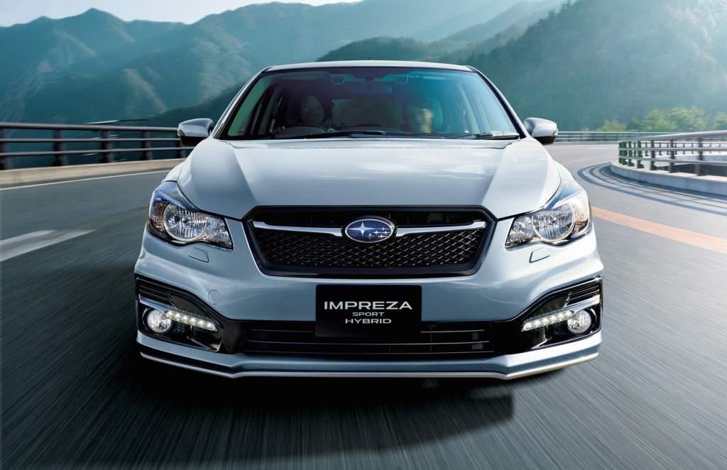 Subaru Impreza Sport Hybrid Front