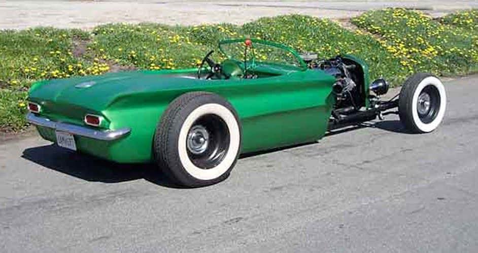 Rodded Pontiac Tempest