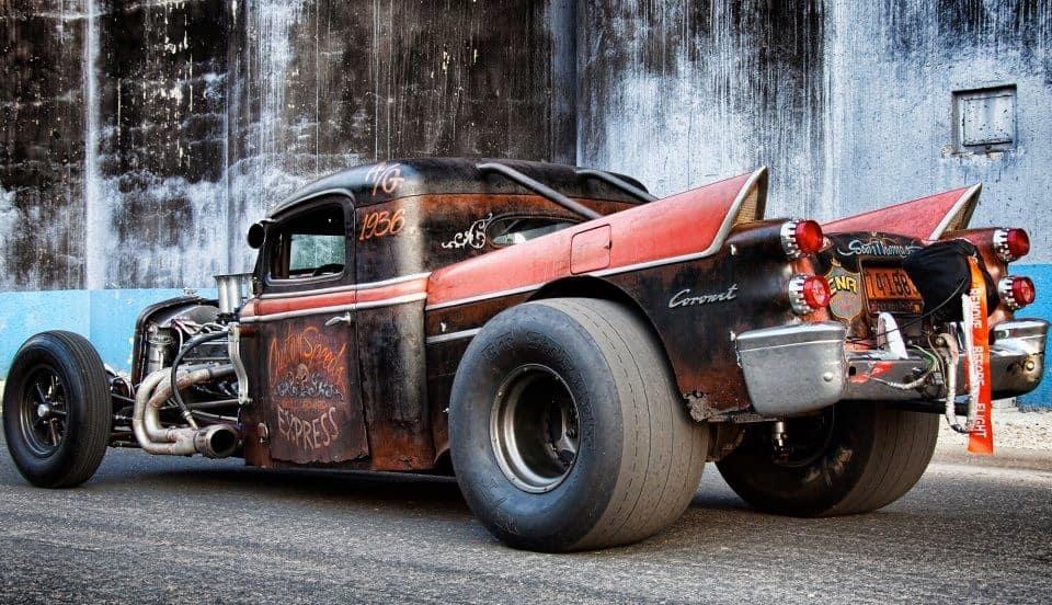 Dodge Coronet Rod