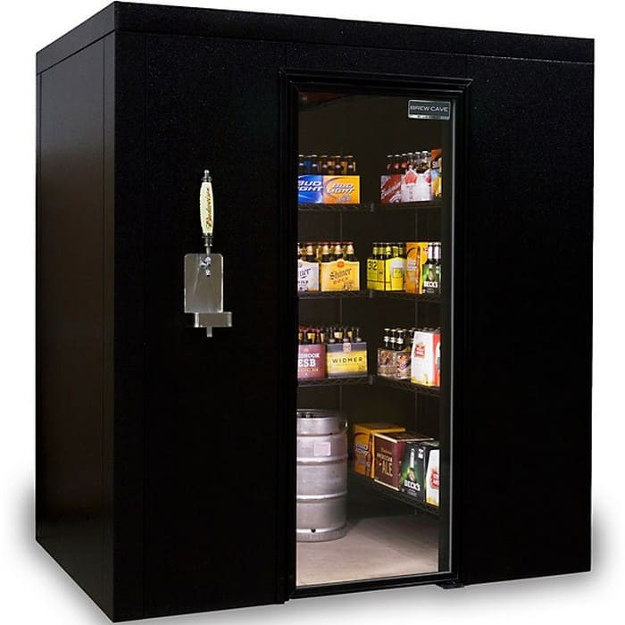 A Beer Storage Locker