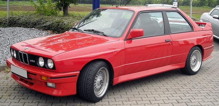 1980s Cars - BMW M3
