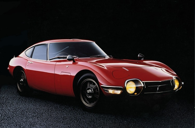 Coolest Japanese Cars Ever Built