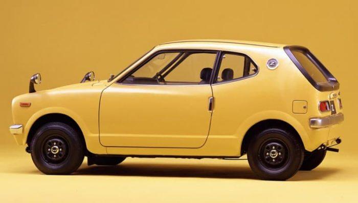 1970–1972 Honda Z600 Coupe