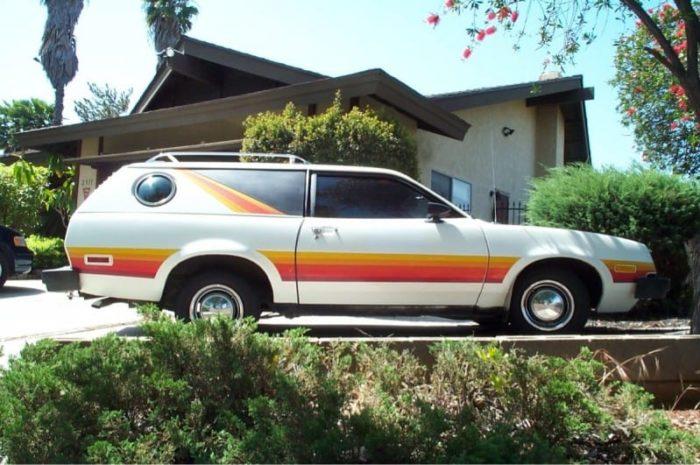 1977–1978 Ford Pinto Cruising Wagon