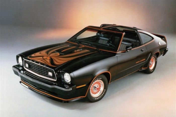 1978 Ford Mustang II King Cobra