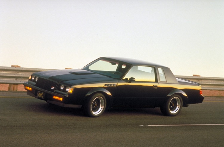 1980s Cars - 1987 Buick Regal GNX